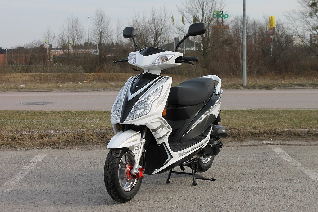 Vento GT-S 45 Moped Klass 1