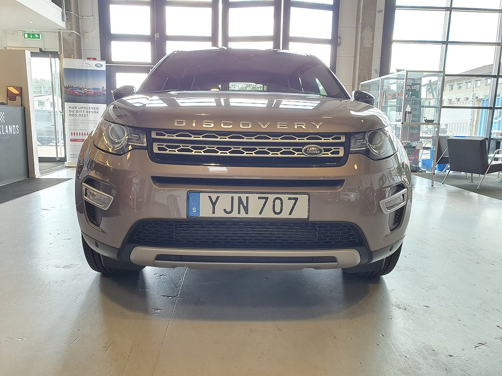 Land Rover Discovery Sport SD4 4WD HSE Luxury 190hk