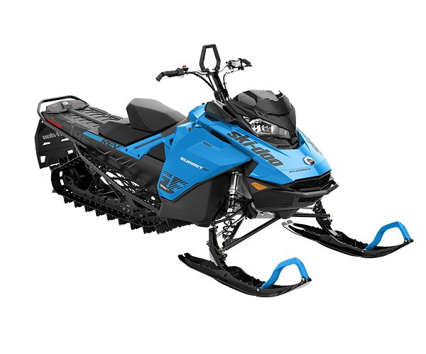 Ski-doo Summit SP 146 850 E-Tec Snabb Lev.
