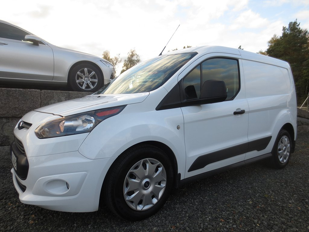 Ford Transit Connect 1.5 TDCi  Euro 6 120hk