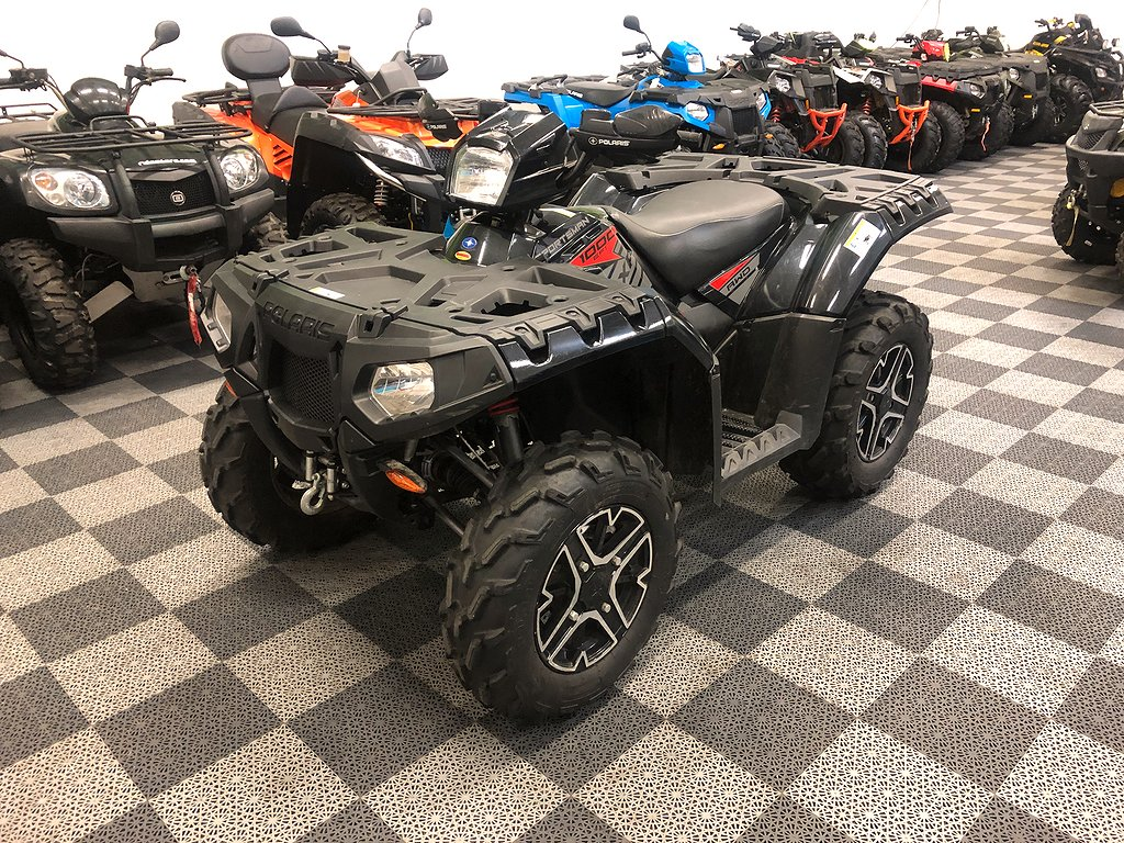 "Polaris Sportsman XP 1000 "" Höst Röj """
