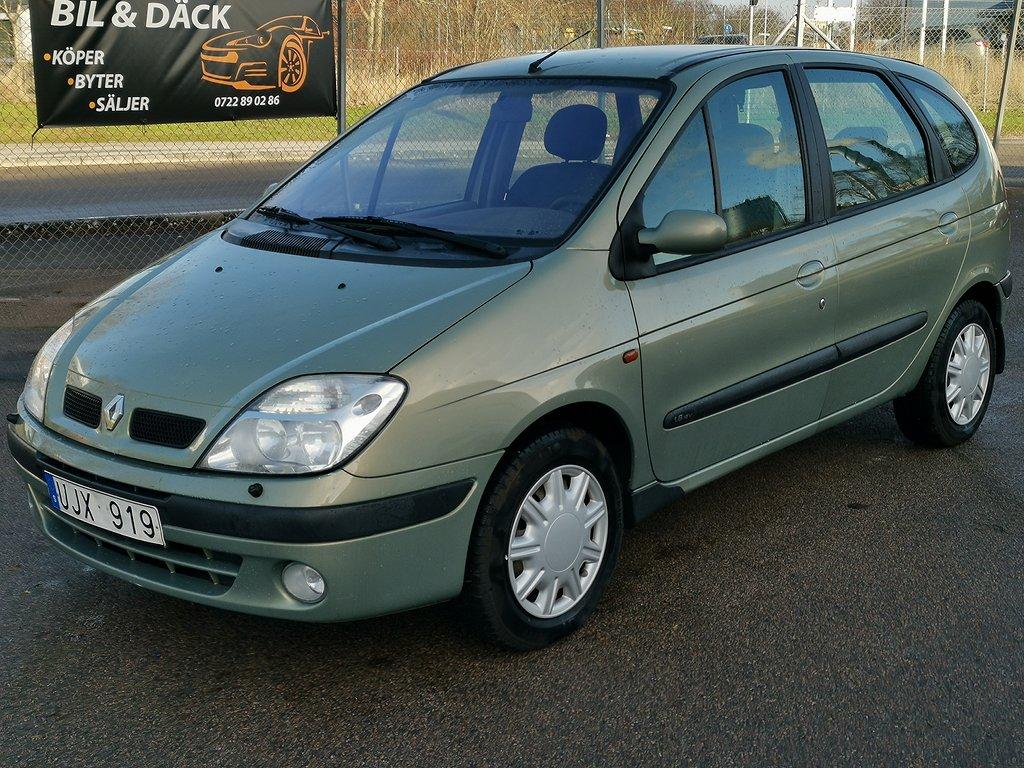 Renault Scénic 1.8 Expression 116hk,13259Mil