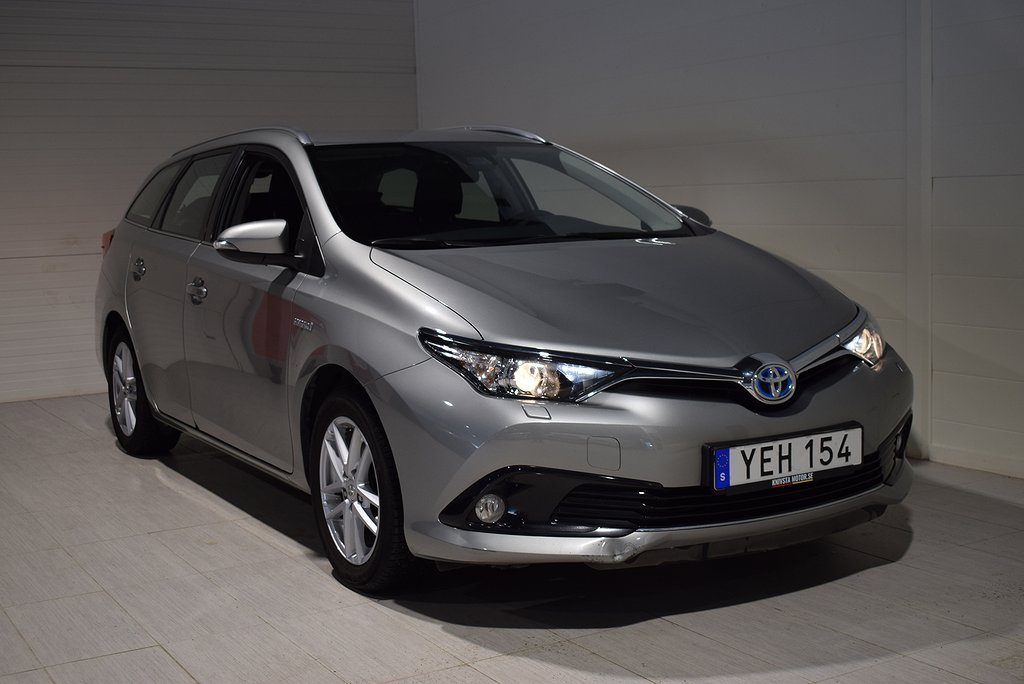 Toyota Auris Touring Sports ElHybrid (Nav,Backkamera) 2016