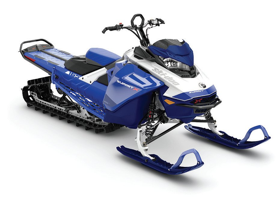 Ski-doo SUMMIT X 165 850 E-TEC SHOT 2021