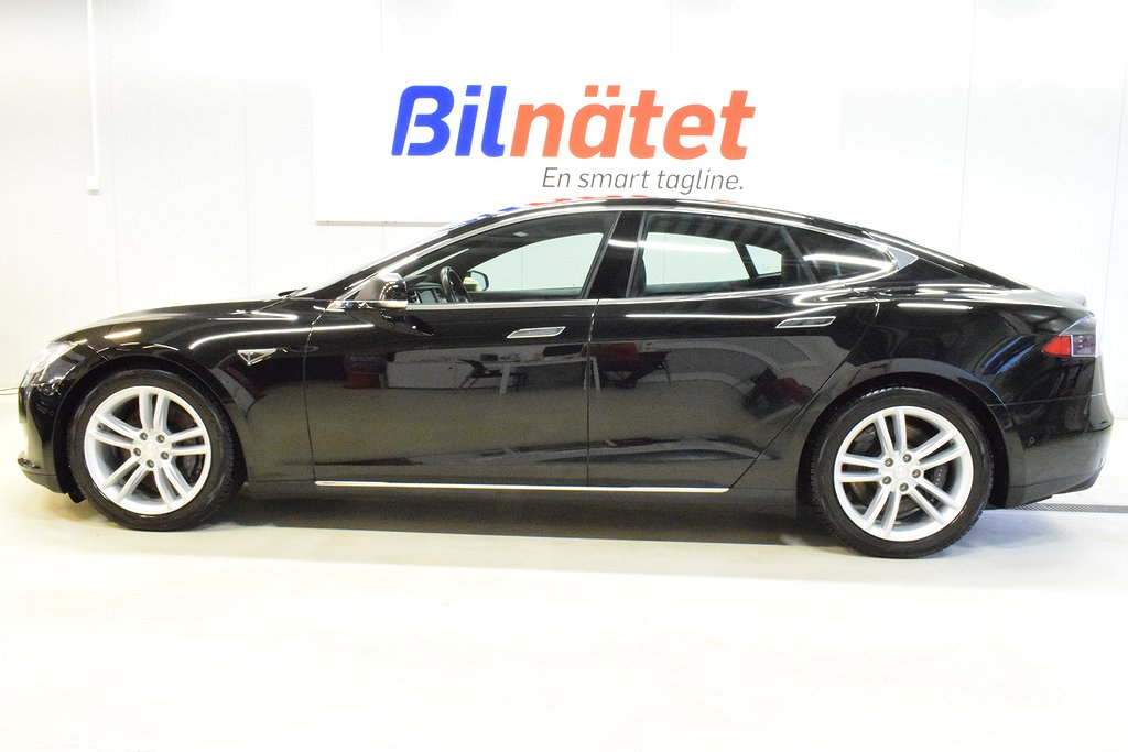 Tesla Model S 70D 525hk Premium AP Panorama FRI SC Leasbar