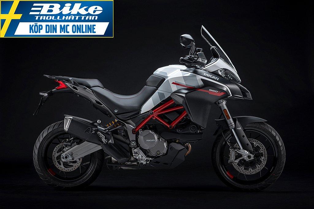 Ducati Multistrada 950 S - SW  5000kr presentkort ingår