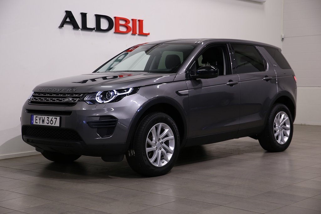 Land Rover Discovery Sport 2.0 TD4 180hk 4WD Automat SE 7-sits