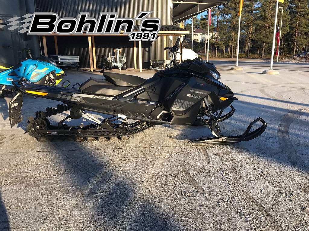"Ski-doo Summit SP 146"" 600 R E-Tec -19"