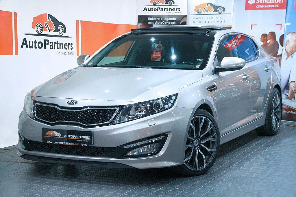 Kia Optima 2.0 CVVL Hybrid GLS 190hk MAXUTRUSTAD 7700MIL
