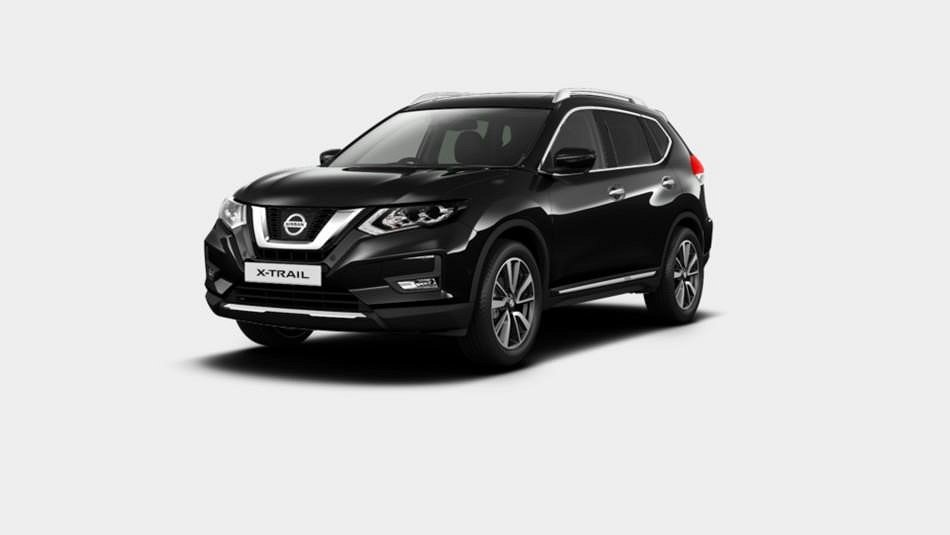 Nissan X-Trail DIG-T 160 Tekna 2WD DCT 5-Seat Moonroof