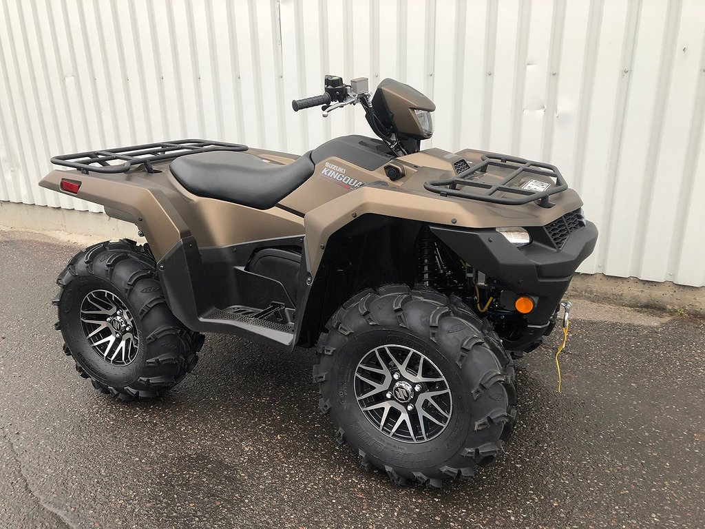 Suzuki King Quad 750 Mudlite XL