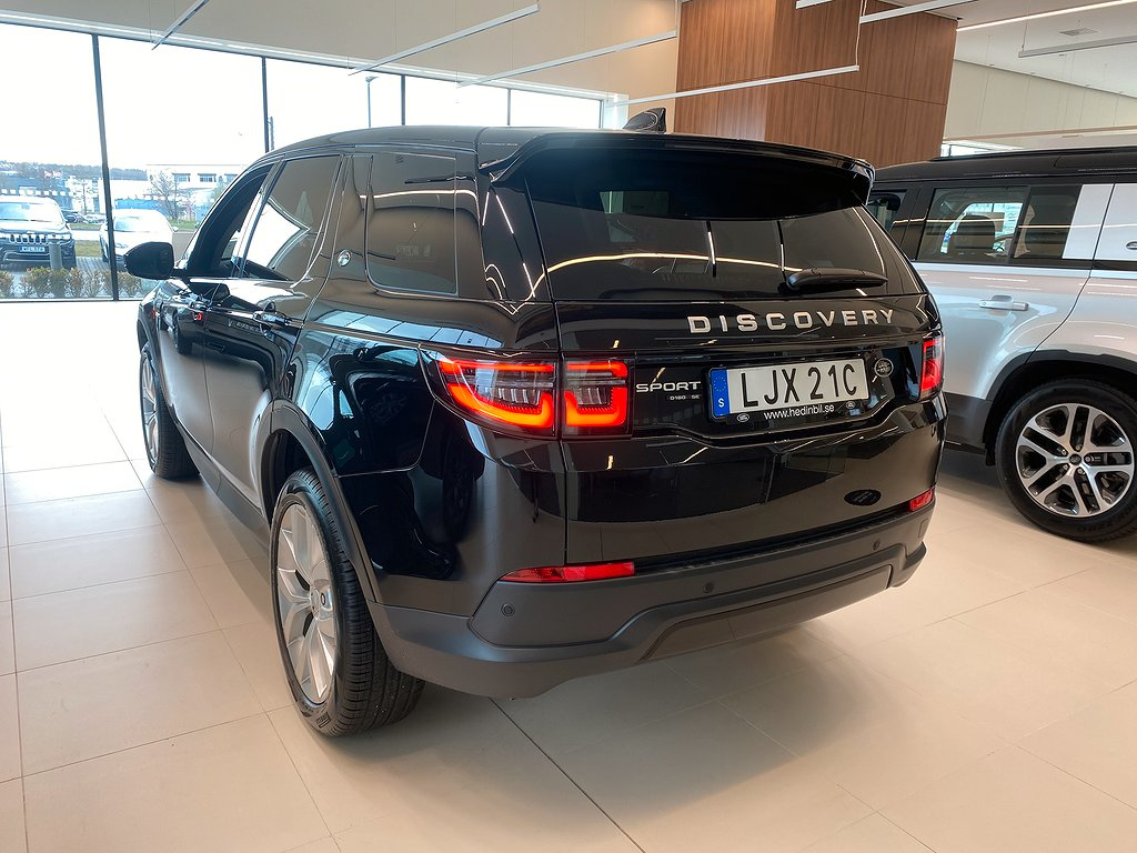 Land Rover Discovery Sport 2.0D AWD SE 180PS