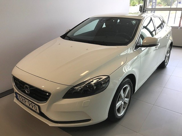 Volvo V40 D2 Your Momentum