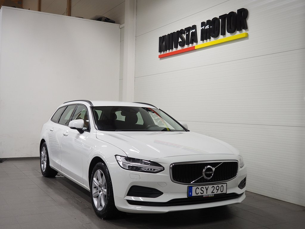 Volvo V90 D4 Business Euro 6 190hk Leasebar 2018