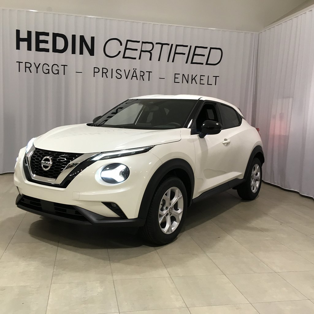 Nissan Juke DIG-T 117HP 6MT N-CONNECTA