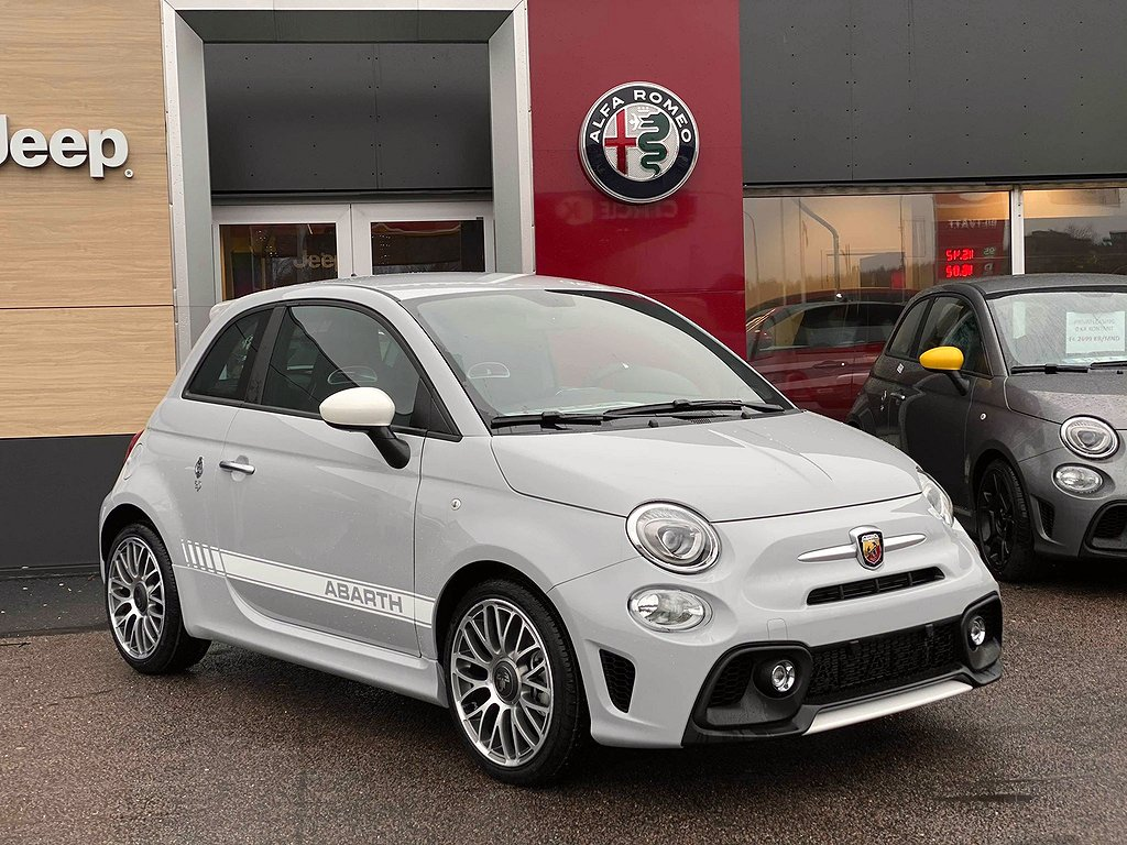 Abarth 595 1.4 Turbo 145 hk