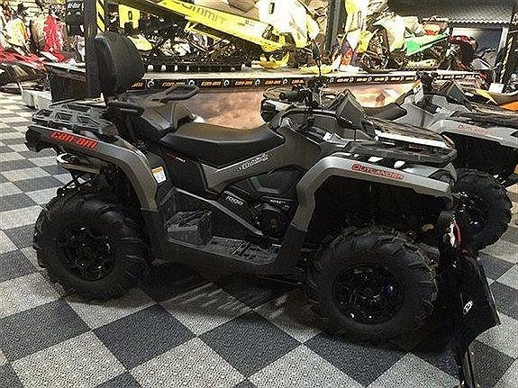 Can-Am Outlander 650 MAX PRO T3 B -18