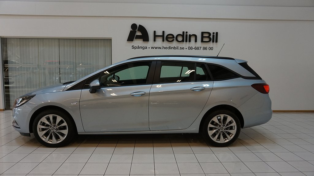 Opel Astra STourer AUT *HedinBil Spånga*