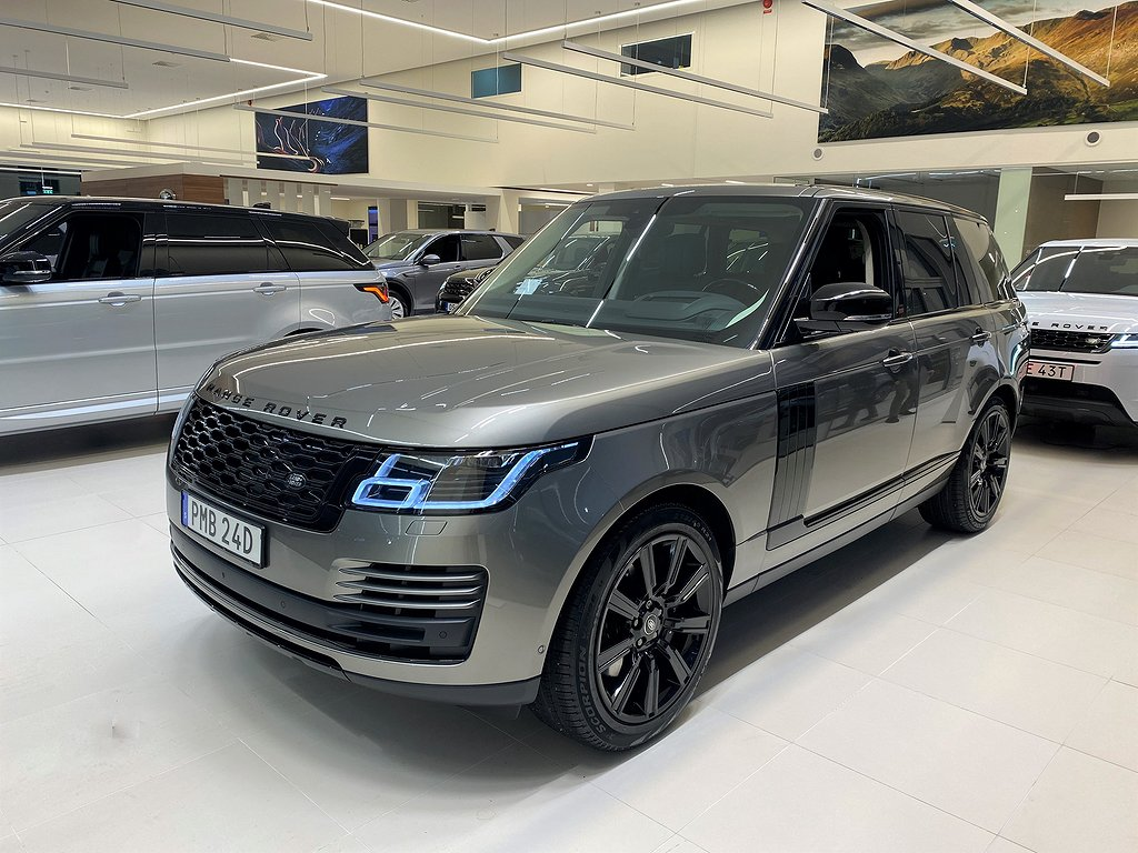 Land Rover Range Rover P400e Vogue Westminster Black