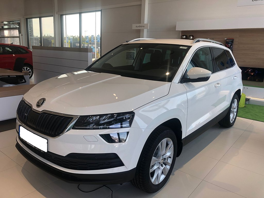 Skoda Karoq Adventure edition TSI115