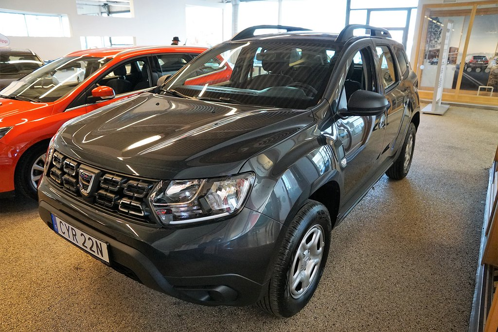 Dacia Duster 4x2 1.0 TCe 100 Family Edition