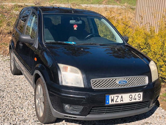 Ford Fusion 1.4 80hk 5d