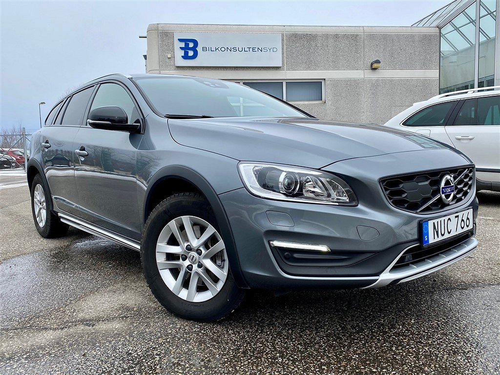 Volvo V60 Cross Country D4Summum Classic