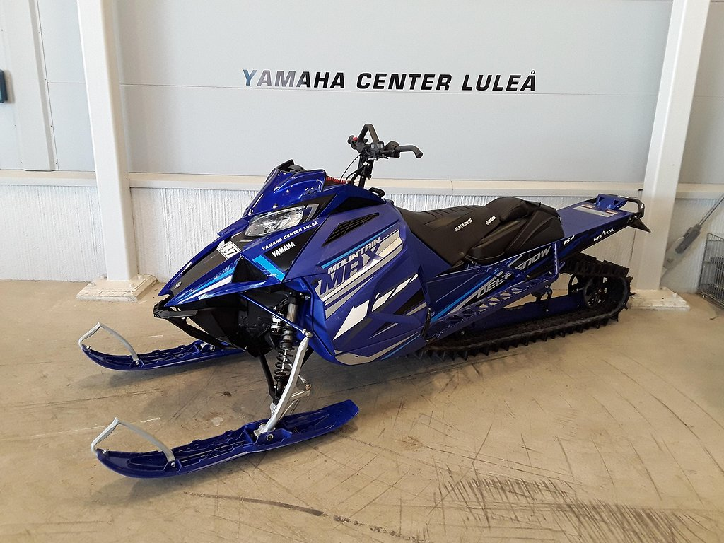 Yamaha MOUNTAIN MAX 800