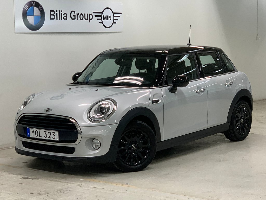 Mini Cooper 5-dr / Pepper / Bluetooth / PDC