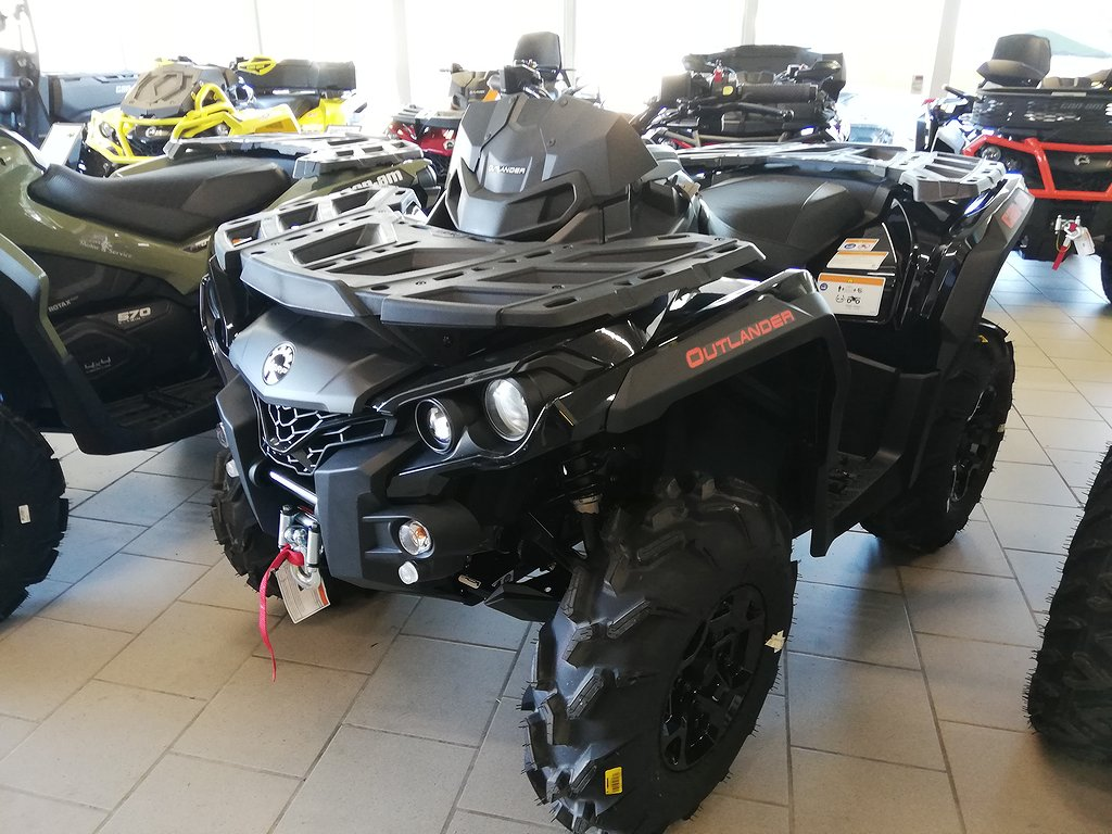 Can-Am 650 Outlander PRO+ T3B