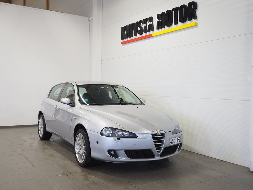 Alfa Romeo 147 2.0 TS Distinctive 150hk Drag 2005