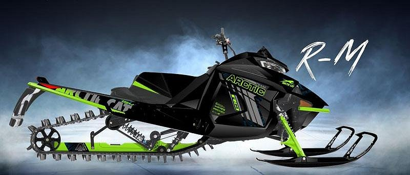 """Arctic Cat R-M 8000 """"spring order only"""""""