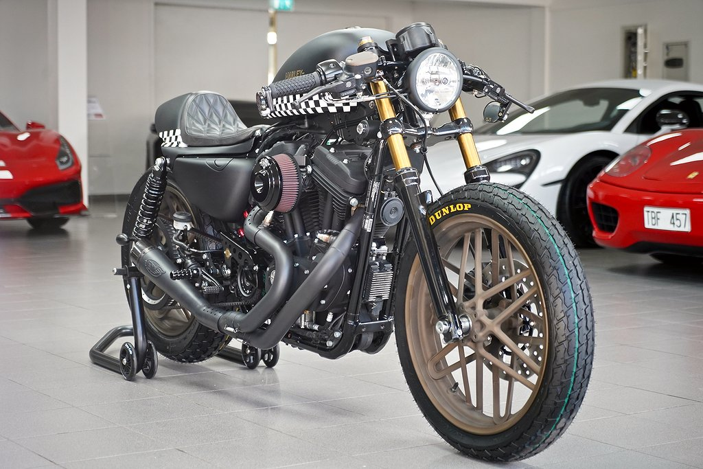 Harley-Davidson XL 1200X Forty Eight Cafe Racer
