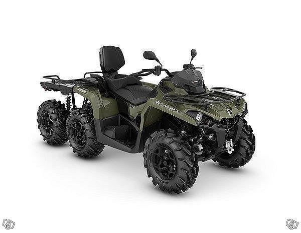 Can-Am Outlander MAX 6x6 PRO+ T3B 450