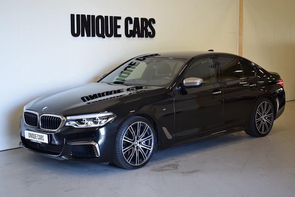 BMW M550 i xDrive Sedan 462hk Innovation H/K Navi Drag