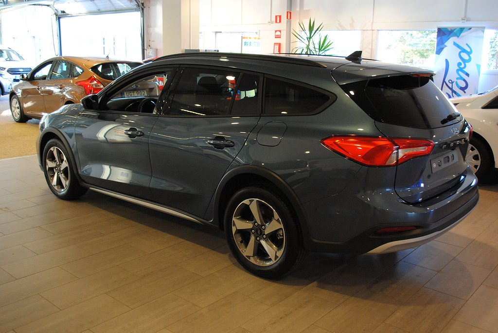 Ford Focus Active 1.0T EcoBoost Launch Edition 125hk