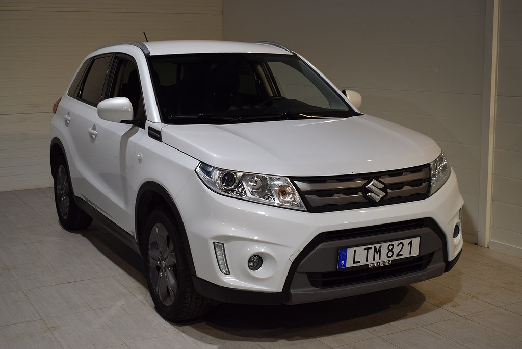 Suzuki Vitara 1.6 VVT GL Plus (Drag,Backkamera) 2015