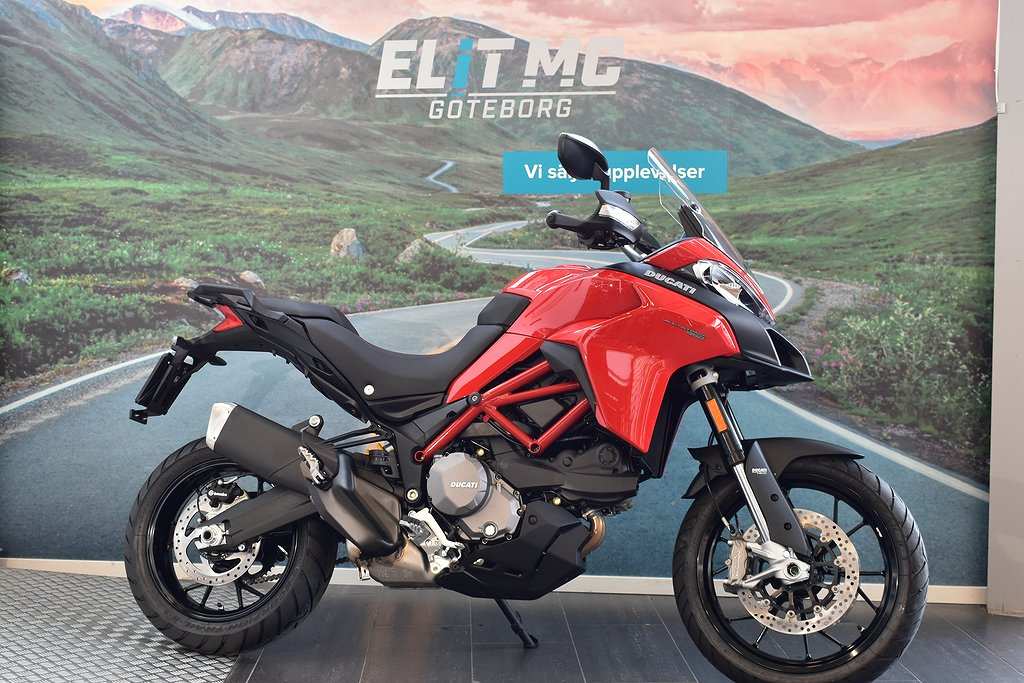 Ducati Multistrada 950 ink Touringpaket | Elit Mc Göteborg