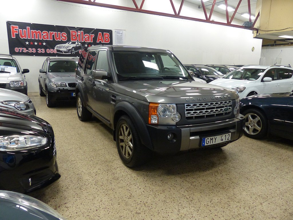 Land Rover Discovery 2.7 TD 4WD Automat 190hk