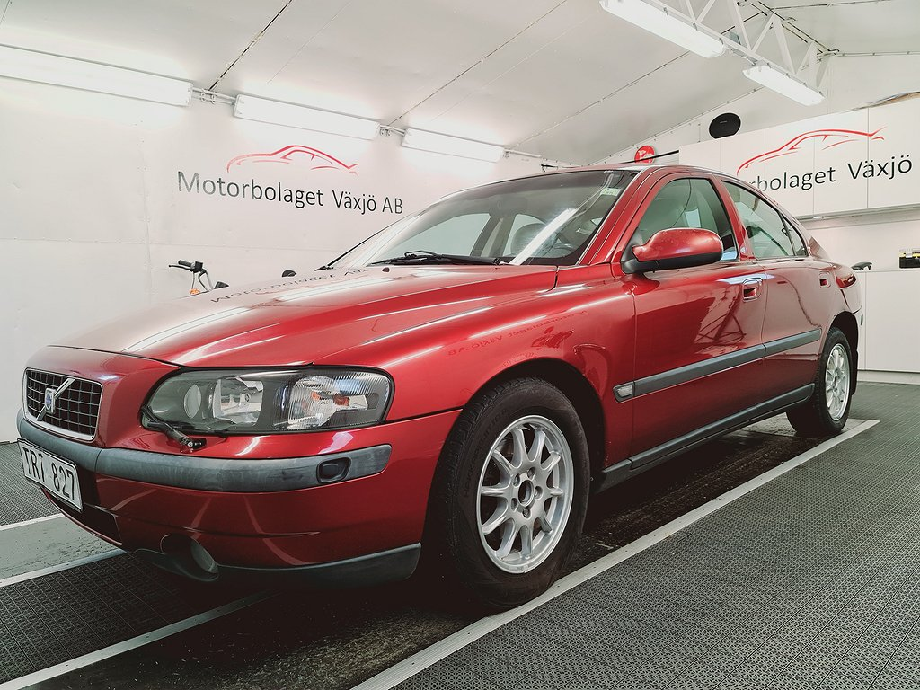 Volvo S60 2.4 Automatisk,170hk*Nybes