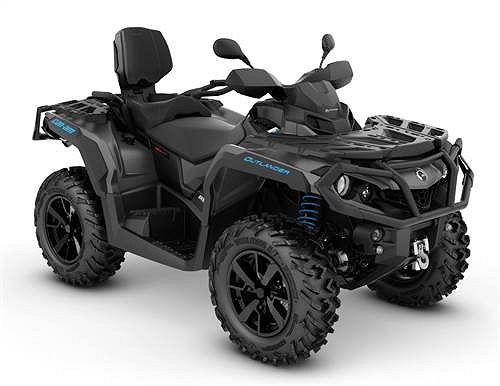 Can-Am outlander 650 Max XTP T ABS