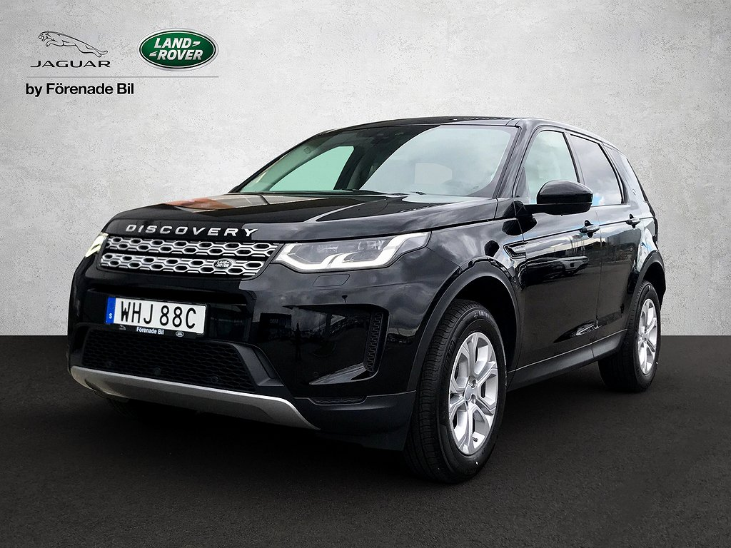 Land Rover Discovery Sport S P200 AWD 7-sits