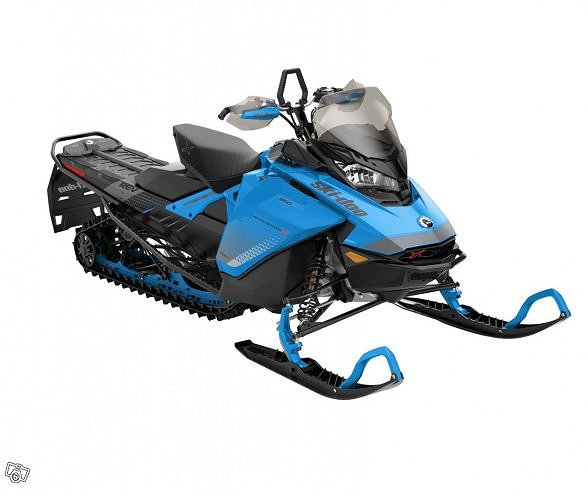 Ski-doo Renegade Backcountry X 850 E-Tec -19