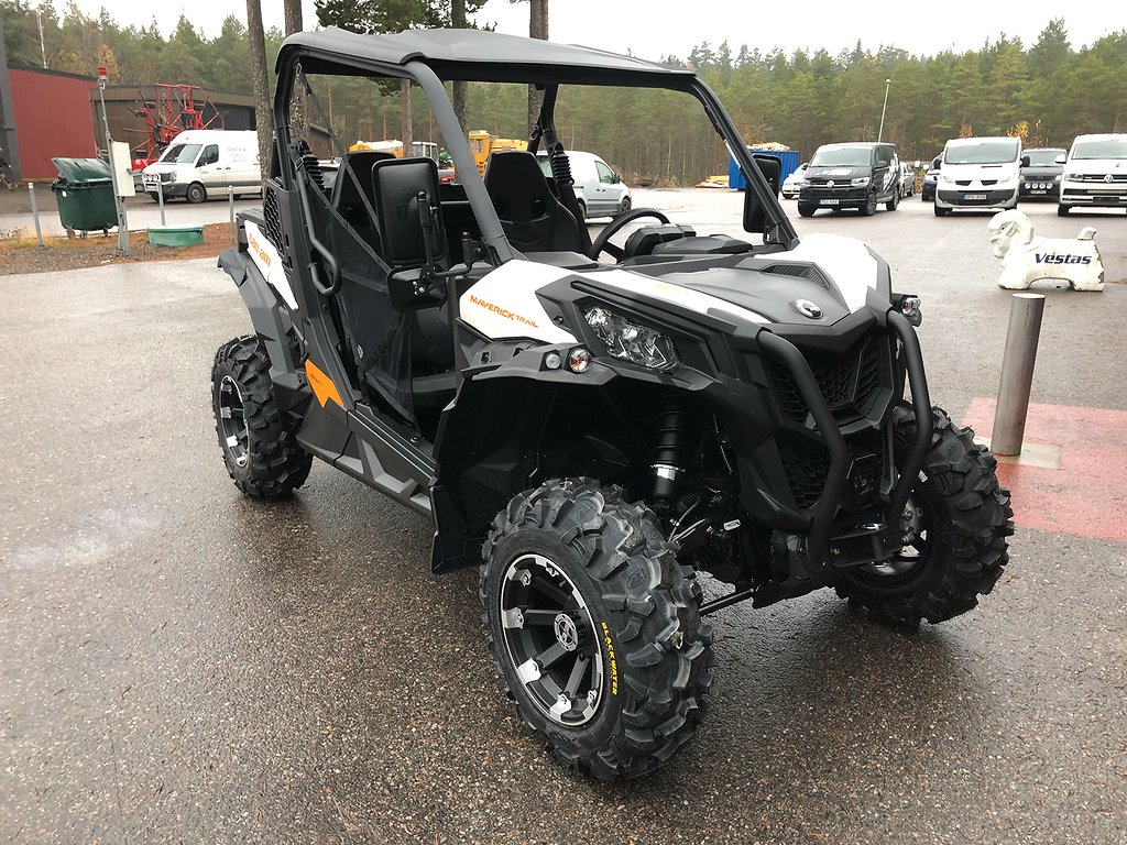 Can-Am Maverick Trail 800 T3B -20