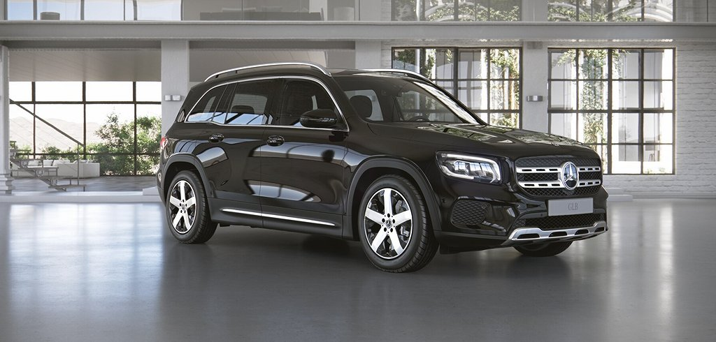 Mercedes-Benz GLB 200 d SE Edition
