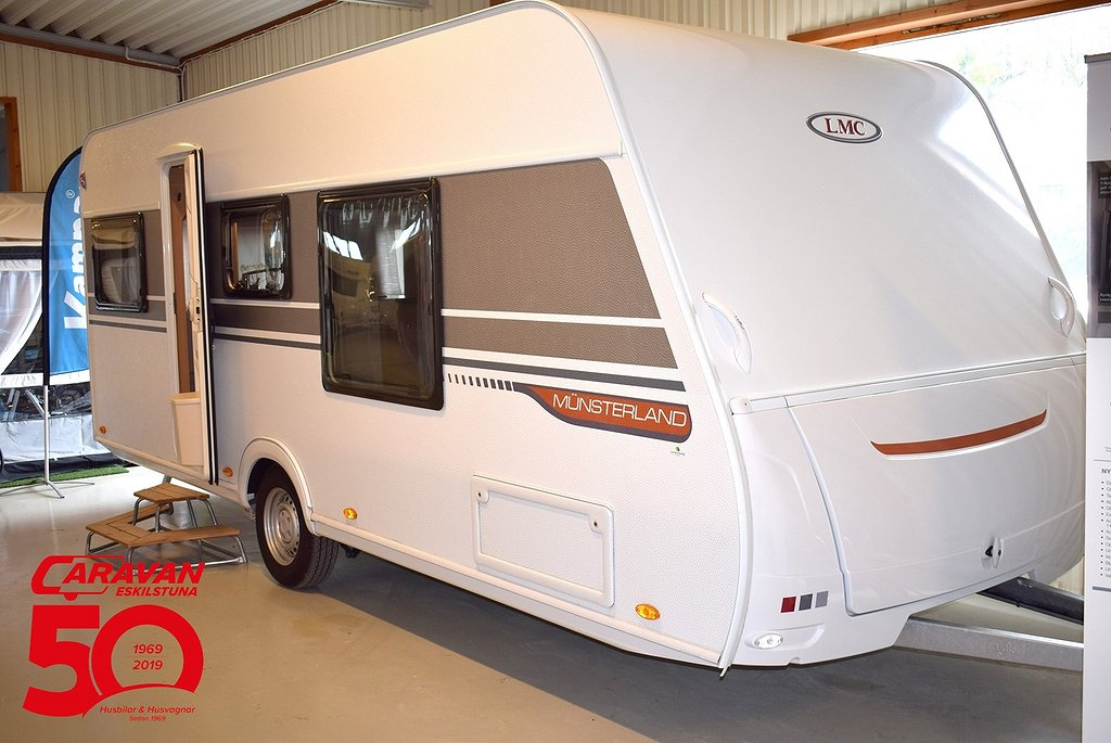 LMC Münsterland Style 450 D / Mover / Queenbed