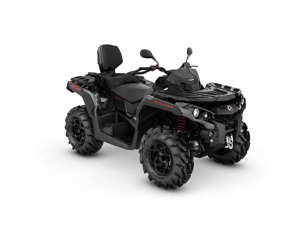 Can-Am Outlander Max 650 Pro+ T
