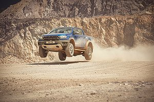 Ford today confirmed that the new Ranger Raptor – the toughest and most high-performing version ever of Europe's best-selling pick-up – is storming into Europe, as the bold new model debuted at the Gamescom trade fair, in Cologne, Germany.
