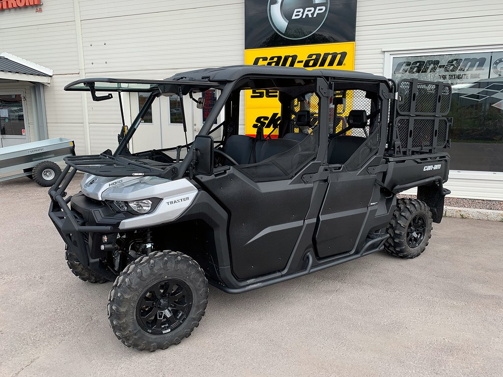Can-Am Traxter MAX DPS HD10 T *DEMO*