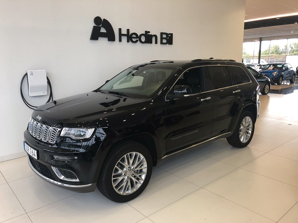 Jeep Grand Cherokee 3.0 V6 CRD 4WD Automatisk. 250hk